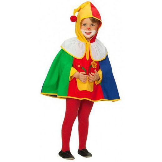 Clown Cape für Kinder