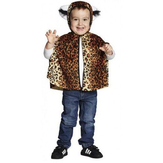 Leoparden-Cape für Kinder