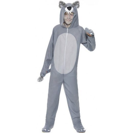Django Wolfskostüm für Jungen