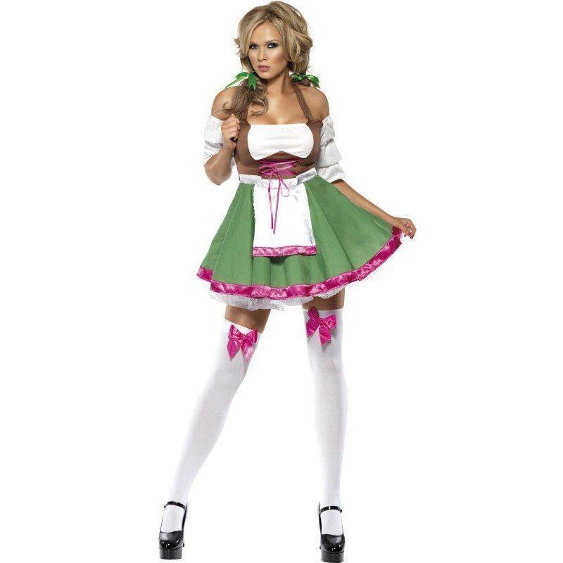 b4392376857bc Heidi Mini Dirndl Trachtenkleid online kaufen   OTTO