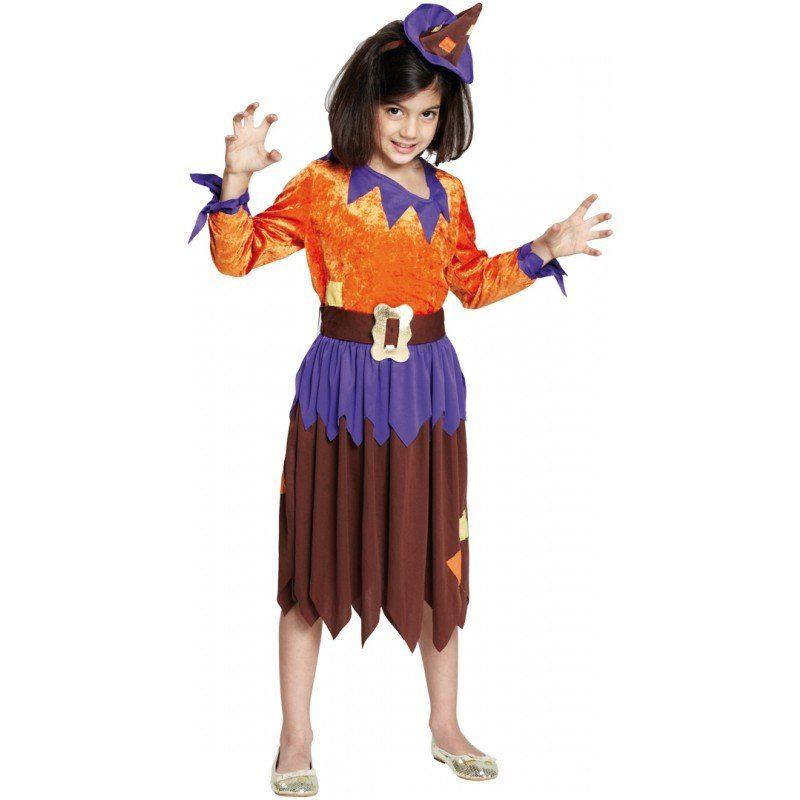 Hexe Holly Hexen Kostüm für Kinder