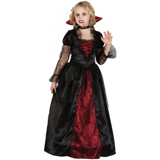 Elisa Vampir Prinzessin Kinderkostüm