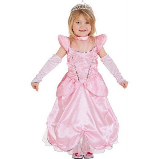 Märchen Prinzessin Rosa Kinderkostüm