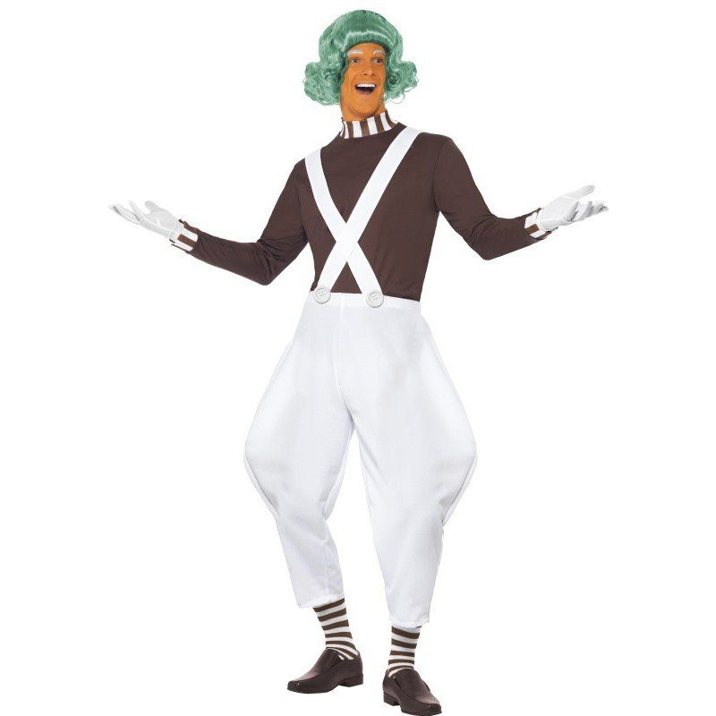 Bonbonmacher Herren Kostüm