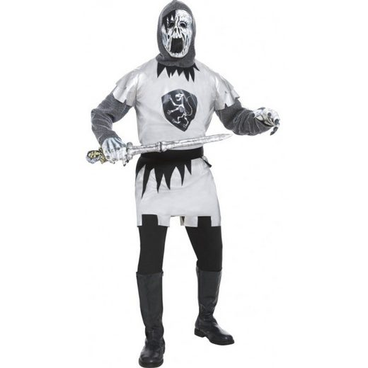 Ghost Warrior Horror Ritter Kostüm