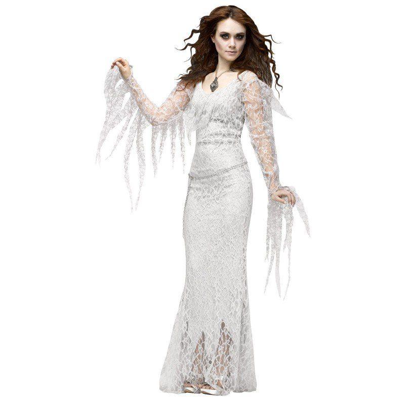 Geister Lady Kathrina Damenkostüm
