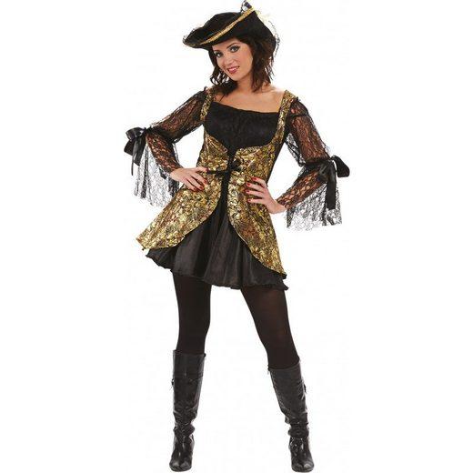 Goldseglerin Piratenkostüm