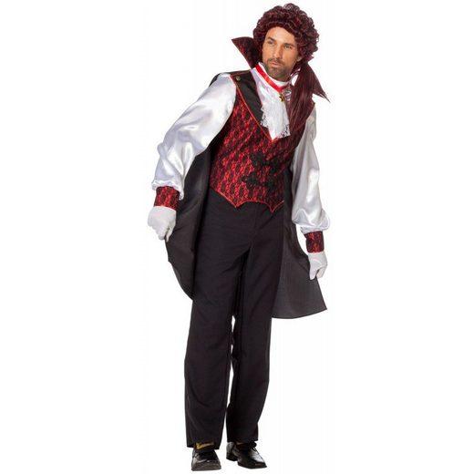 Jasper Graf Dracula Vampir Kostüm