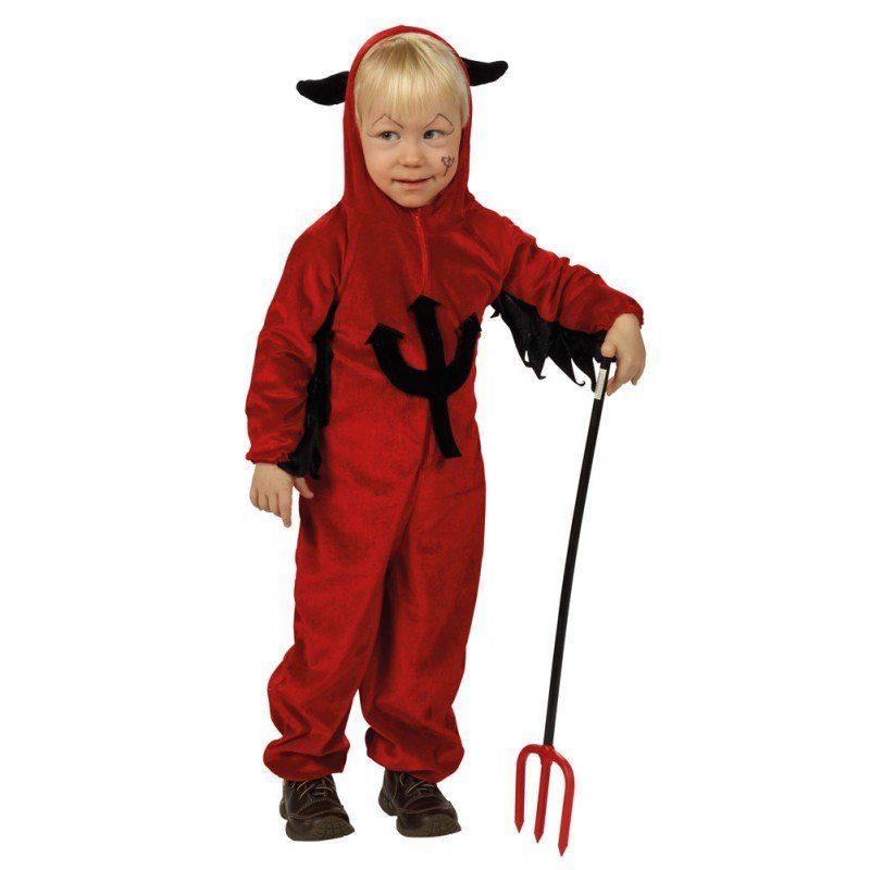 Mini Satan Teufelchen Kinderkostüm