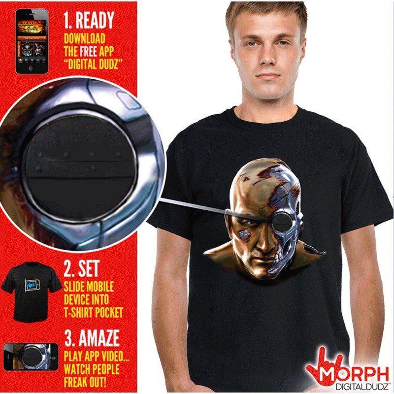 Cyborg Digital Dudz Shirt