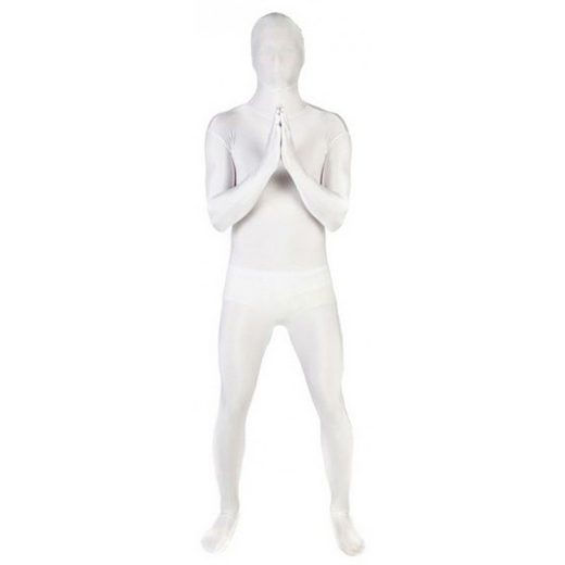 Morphsuit weiß