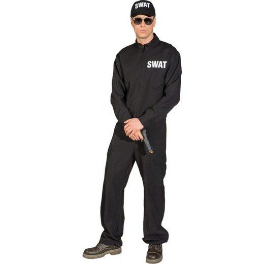 SWAT Overall Herrenkostüm