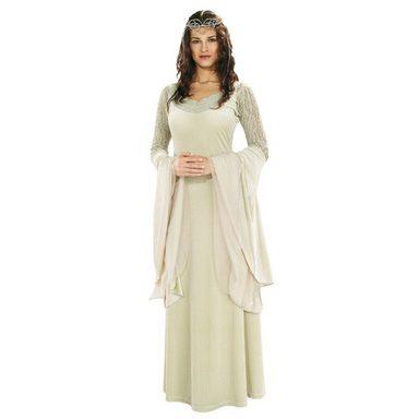 Arwen Queen Deluxe Kostüm für Damen - S/M