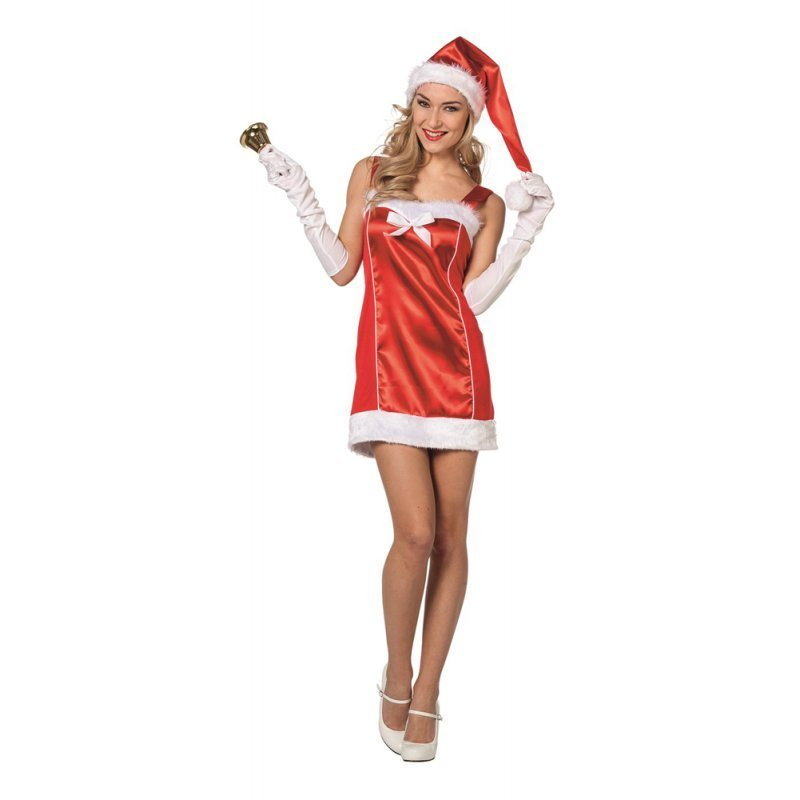 910a7a68e5402 Sexy Weihnachtsfrau Kostüm Deluxe online kaufen | OTTO