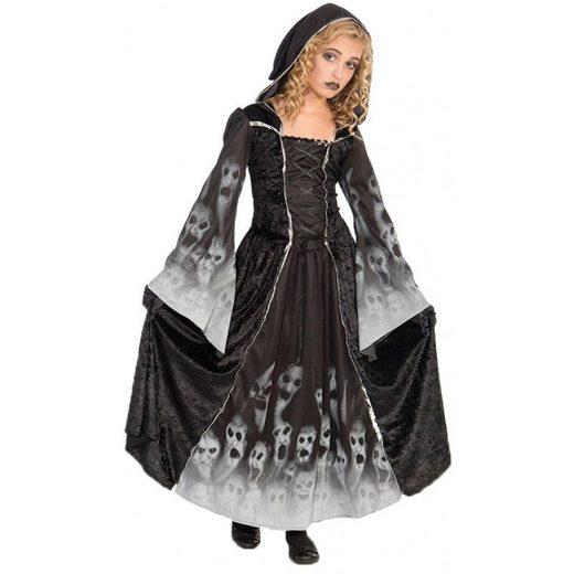 Seelenfängerin Geister Kostüm für Mädchen