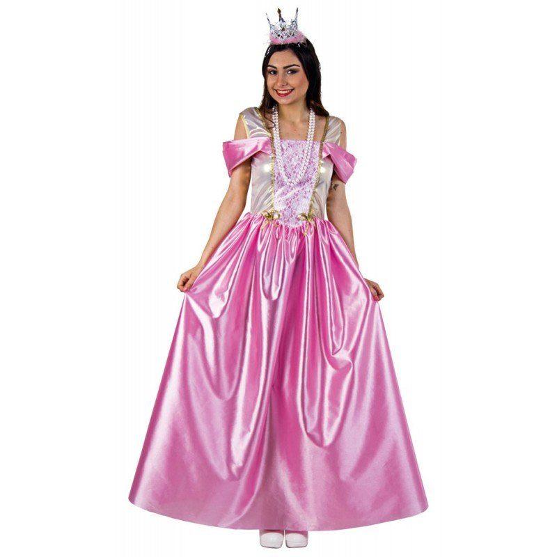 Hübsche Prinzessin Märchenkostüm für Damen