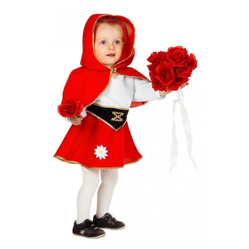 Rotkäppchen Märchen Kinderkostüm Online Kaufen