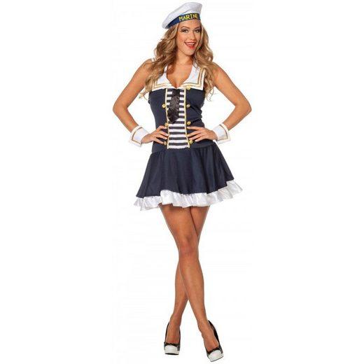 Sexy Sailorgirl Sarah Matrosin Kostüm