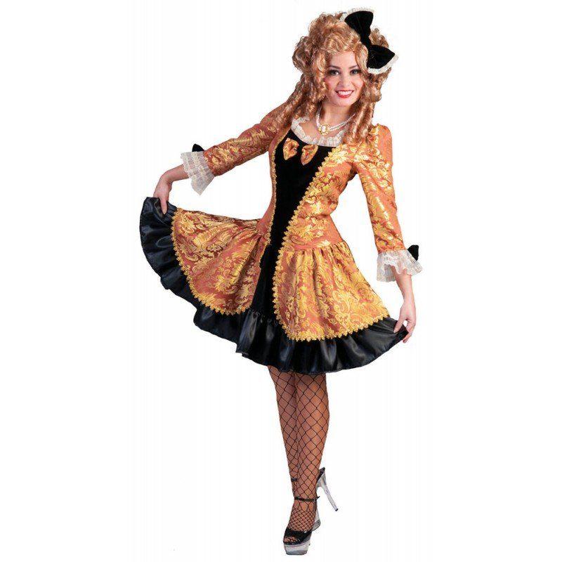 Barock Lady Louisa Damenkostüm