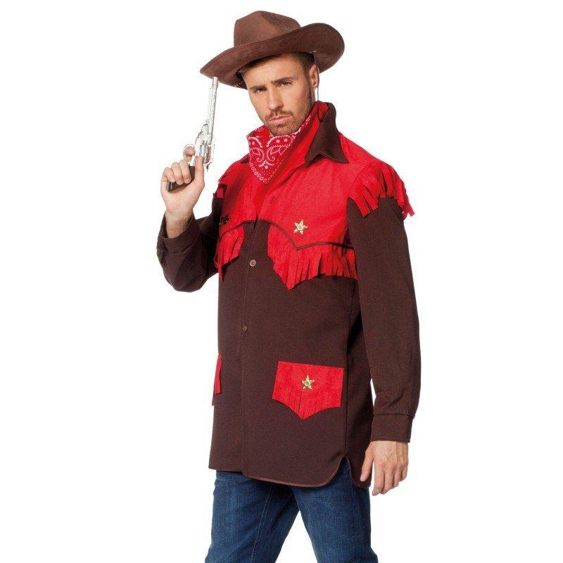 cowboy hemd mit fransen