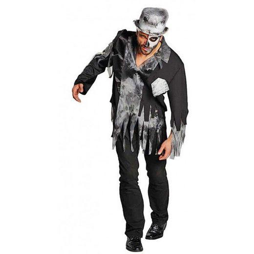 Schauriger Zombiebräutigam Herrenkostüm
