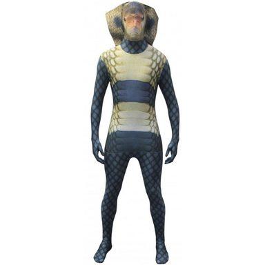 Kobra Morphsuit Schlange