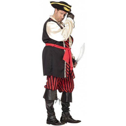 Inselpirat Seeräuber XXL Kostüm