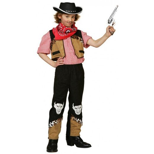 Buffalo Kid Cowboy Kinderkostüm