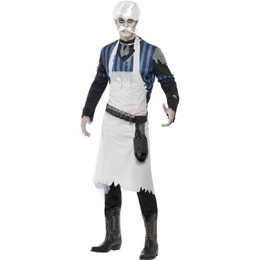 Geisterstadt Barkeeper Kostüm