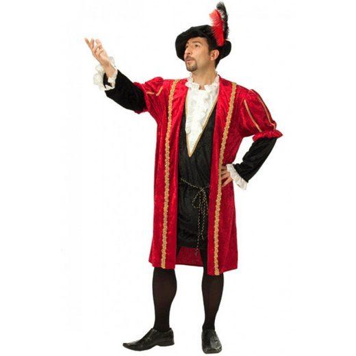 Renaissance Fürst Kostüm für Herren