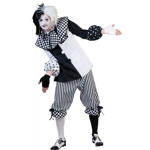 Pierrot Pamirello Herrenkostüm