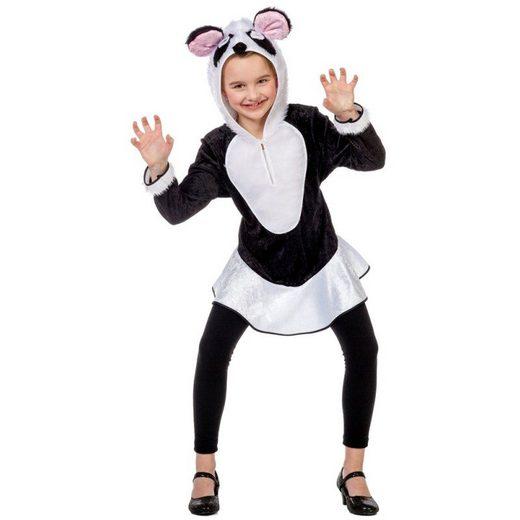 Panda Bär Kleid Mädchenkostüm