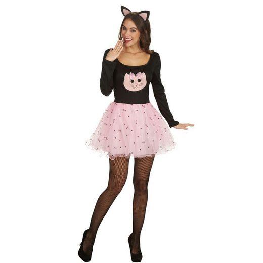 Kitty Cat Kleid Damenkostüm