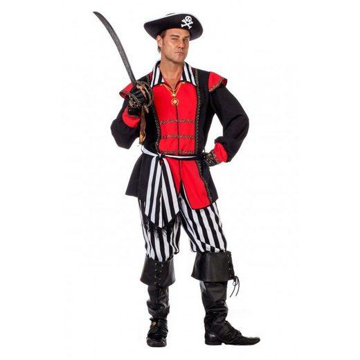 Edler Pirat Herrenkostüm