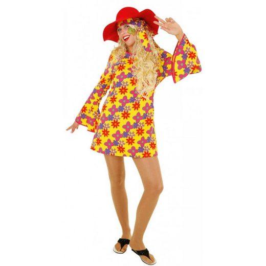 Sandy Sunflower Hippiekleid