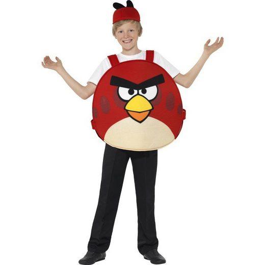 Angry Birds Red Bird Kinderkostüm
