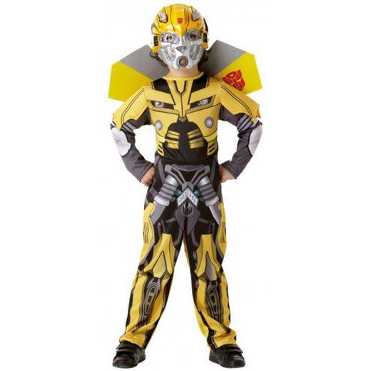 Transformers Bumble Bee Kostüm für Kinder