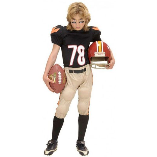 Football Player Kinderkostüm