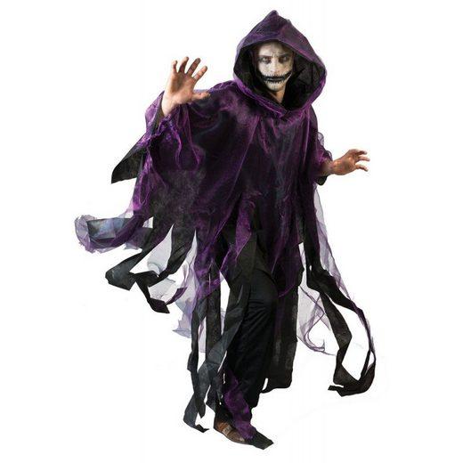 Halloween Geister Umhang für Erwac - Einheitsgröße