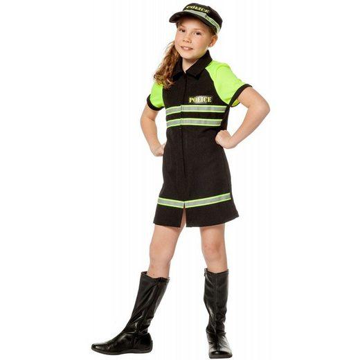 Little Police Girl Kinderkostüm