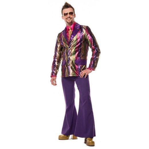 Glamour Disco Boy Kostüm Deluxe