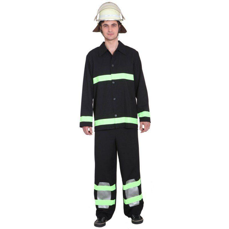 Feuerwehr Mann Herrenkostüm