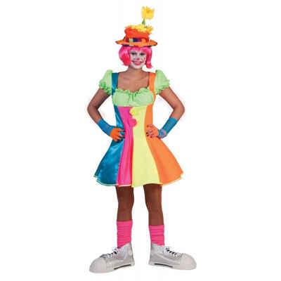 silly tilly clownin damenkostum