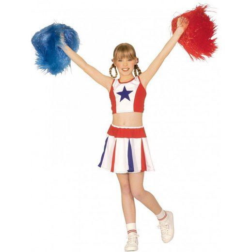 Cheerleader Kinderkostüm
