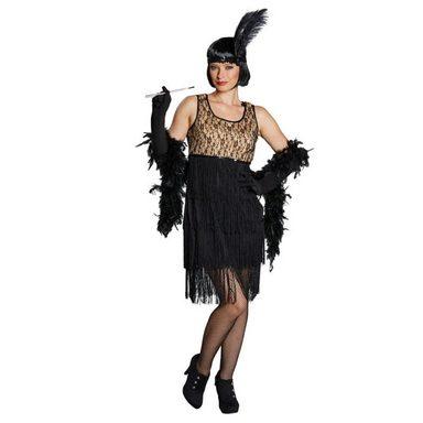 Charleston Flapper Lady Damenkostüm