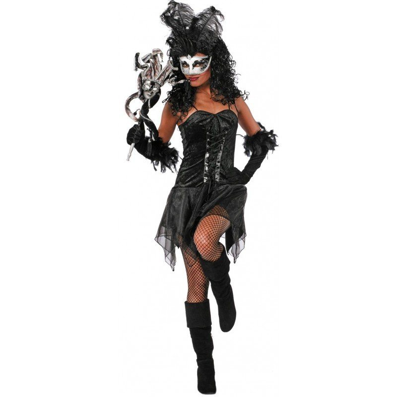 venezia lady gothic maskenball kost m kaufen otto. Black Bedroom Furniture Sets. Home Design Ideas