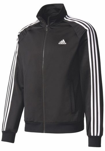 Adidas Performance Trainingsjacke Essential 3 Stripes Track Jacket Tricot