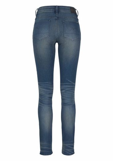 G-Star RAW Skinny-fit-Jeans 3301 High Stretch, mit Crinkle-Effekt