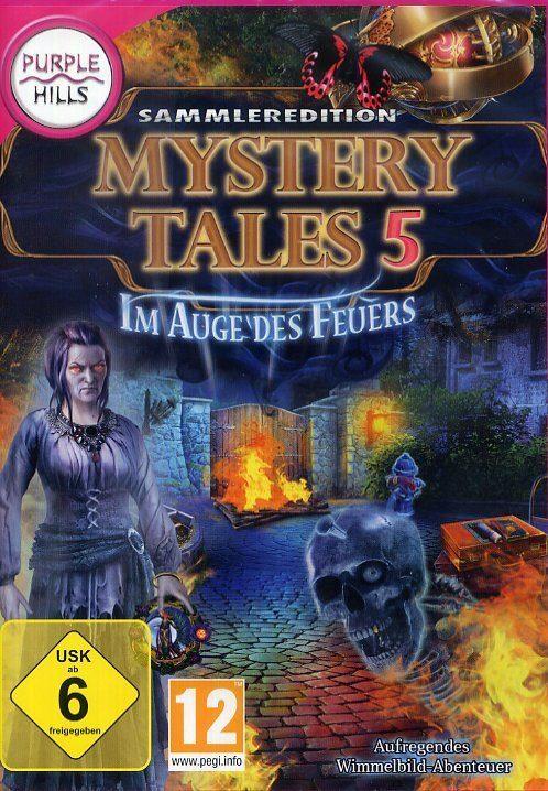 SAD Mystery Tales 5: Im Auge des Feuers »PC«