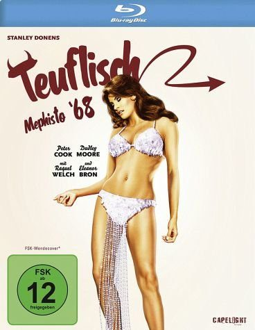 Blu-ray »Teuflisch - Mephisto '68«